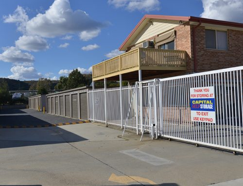 Capital Self Storage Queanbeyan